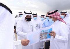 بالصور.. أمين العاصمة المقدسة يقف على عدد من المشاريع التنموية الجاري تنفيذها