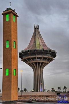 برج الخرج – 4