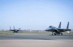 بالصور.. ختام مناورات التمرين المشترك بين القوات الجوية الملكية والأمريكية