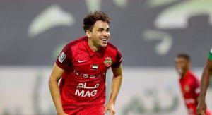 """لاعب الهلال السابق """" ادواردو"""" يحقق أول بطولة مع شباب الأهلي"""