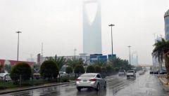 الأرصاد: تنبيهات بسحب رعدية ورياح نشطة على عدة مناطق بينها الرياض