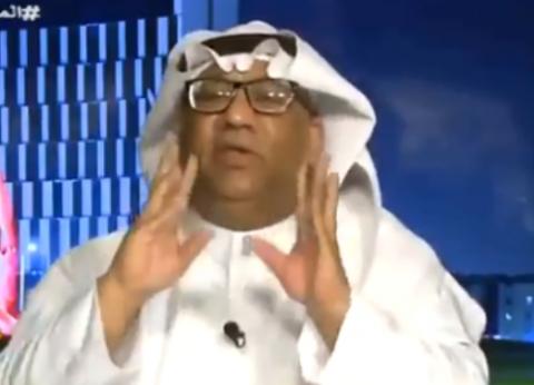 """""""الجوكم"""" يُعلق على حكم نهائي الكأس بين الهلال والنصر"""