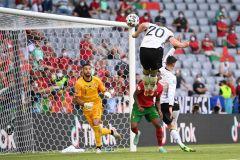 بالفيديو.. منتخب ألمانيا يعود لطريق الانتصارات برباعية في شباك البرتغال بيورو 2020