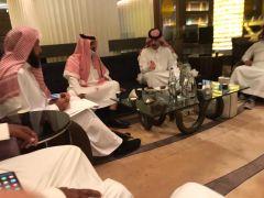 الأمير عبدالمجيد بن سعود يشيد برؤية سمو سيدي ولي العهد للتسامح