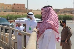 بالصور.. بلدية الخرج ومدني الخرج يناقشان حلول لأماكن تجمعات المياه استعدادًا لموسم الأمطار