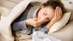 """دراسة حديثة: الإصابة بنزلات البرد قد تحمي من الإصابة بـ""""كورونا"""""""