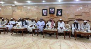 بالصور.. المقيمون السودانيون يشكرون برنامج سمو ولي العهد للتسامح