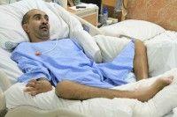 """""""مسعود"""" ينتظر من يخلصه من المرض بـ 250 ألف و من ينقله لمستشفيات خارج المملكة"""
