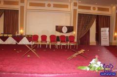 حرم محافظ الخرج ترعى تكريم حافظات القرآن بجمعية الخيرية لتحفيظ القرآن الكريم