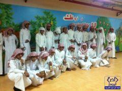 ثانوية الملك فهد في زيارة لشركة المراعي بالخرج