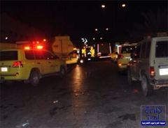 """وفاة 6 من عائلة واحدة وإصابة 6 آخرين جراء حريق اندلع بشقتهم في """"عريجاء الرياض"""""""