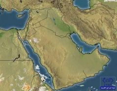 الطقس: كتلة هوائية باردة على الوسطى والشرقية وغرب المملكة