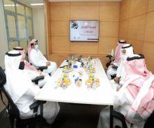 معالي رئيس جامعة الأمير سطام يستقبل وكيل وكالة التعليم الجامعي بوزارة التعليم
