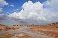 """""""الزعاق"""": السحب تنقسم إلى ثلاثة أقسام .. وهذا النوع من السحب يتسبب في ارتفاع درجات الحرارة"""