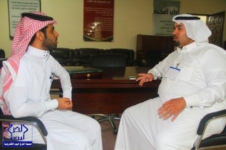 بدر العنزي : مدراء المدارس لم يتجابوا مع دعواتنا و نعاني من قلة الدعم المالي