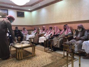 بحضور مستشار الرئيس اليمني :- برنامج سمو ولي العهد للتسامح يشيد بقمة العلا