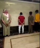 بالفيديو.. ضبط 5 مقيمين سرقوا أجهزة تسجيل كاميرات مراقبة من فندق بمكة