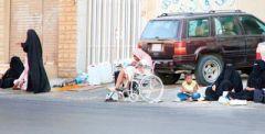 """""""الأمن العام"""": استغلال الأطفال في التسوّل جريمة تُعرّض حياتهم للخطر"""
