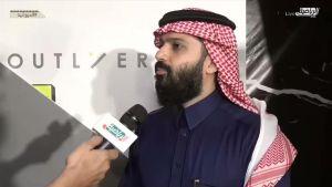 بالفيديو.. أنمار الحائلي: الدوري ليس هدفاً للاتحاد منذ البداية وإلا كنا حققناه