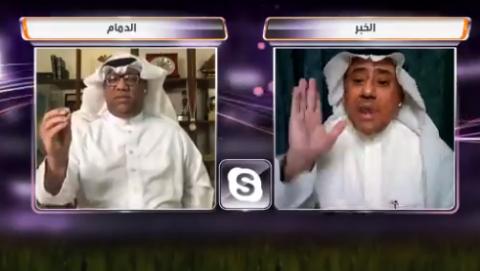 بالفيديو.. نقاش حاد على الهواء بين إعلاميين بسبب خلاف حول حكم مباراة النصر والأهلي