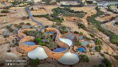 قصر طويق.. أيقونة معمارية بتصميمه الفريد وإطلالته على وادي حنيفة