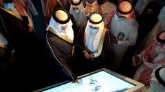 تُعد الأحدث في مجال تصميم المواقع.. الأمير خالد الفيصل يُدشن الموقع الإلكتروني لمكتبته الرقمية