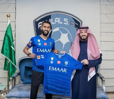 بالفيديو والصور.. رسميًا.. سلمان الفرج يجدد عقده مع الهلال حتى 2025
