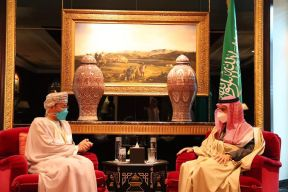 بالصور.. الأمير فيصل بن فرحان يلتقي عدداً من وزراء خارجية الدول الشقيقة والصديقة