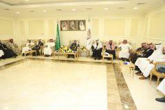 جامعة الأمير سطام بالخرج تقيم اللقاء الأول لمدراء المراجعة الداخلية بالجامعات السعودية