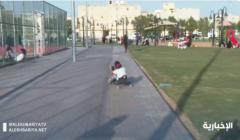 بالفيديو.. رغم توجيهات أمير المنطقة.. رصد تجمعات مُخالفة داخل إحدى الحدائق العامة بالرياض