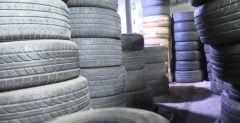 بالفيديو.. عمالة وافدة تسيطر على سوق الإطارات في شارع الغرابي بالرياض