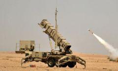 """""""التحالف"""": اعتراض وتدمير هدف جوي معادٍ تجاه الرياض"""