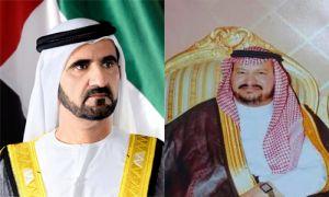 """حمد بن ضبان يجاري قصيدة محمد بن راشد آل مكتوم """"إجرام"""""""